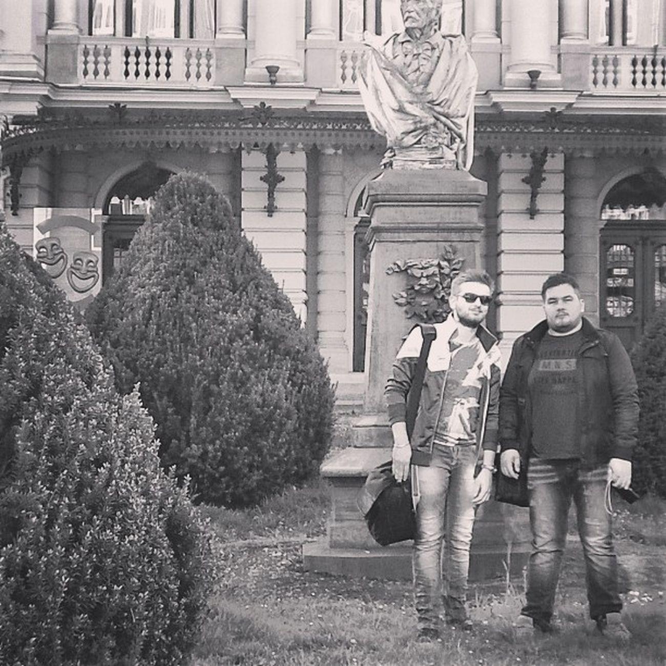 Nie ważne gdzie byleby razem <3 Krakow Teatrslowackiego Love