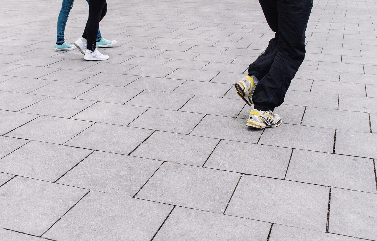 EyeEm Best Shots Streetphotography EyeEm Masterclass Running Running Late Urban Sports