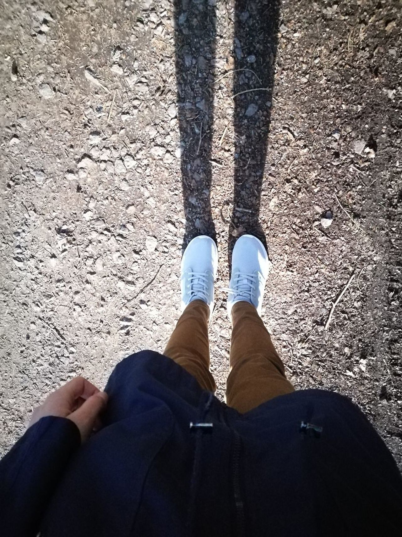 Low Section Human Leg Human Body Part Personal Perspective Standing Shoe One Person Limb Jeans Real People Day Outdoors Adults Only Women People One Woman Only Adult Close-up Leg Only Women Huaweiphotography HuaweiP9 Huawei P9 Leica