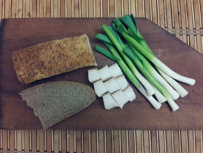 Taste Food Foodphotography Axunge Ukraine National Food Onion Bread Kiev