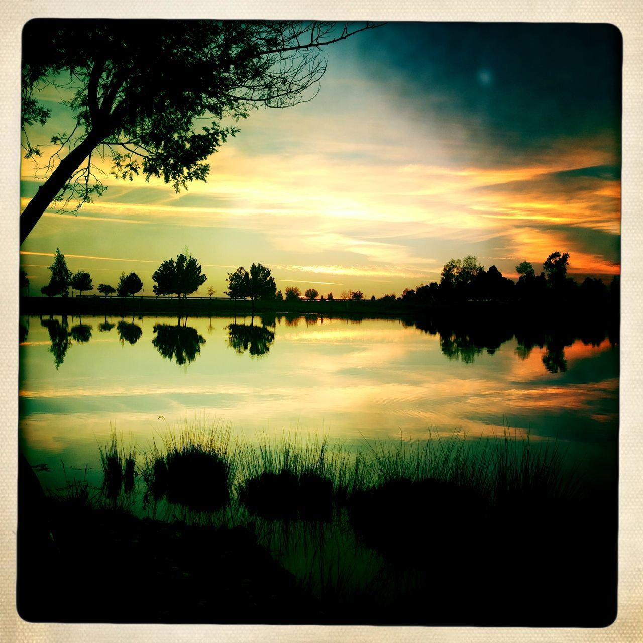 Awesome! Gods Creation Nature Beautiful Awesome Sunsets Sunset Rancho Seco Park, CA