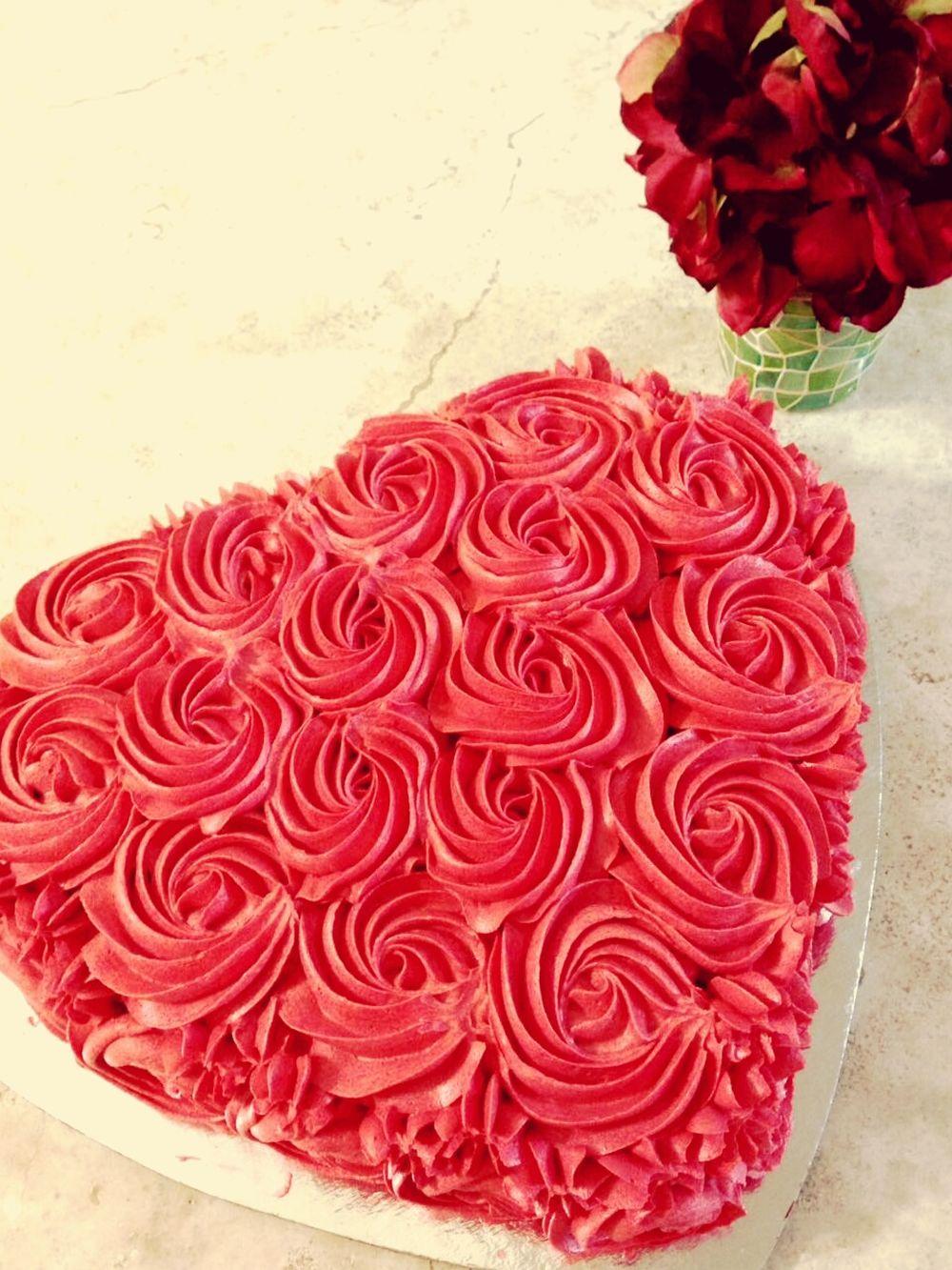 Lovelovelove Red Flower Love♡ Grastronomy Heart ❤ Love ♥ Taking Photos