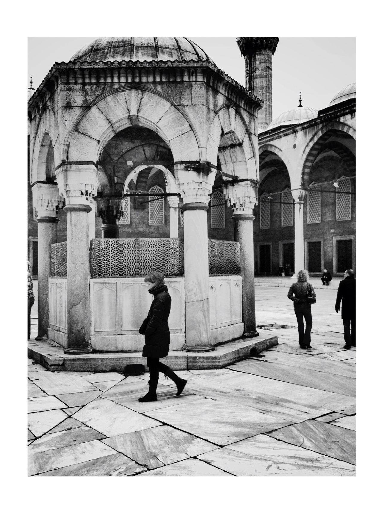 blackandwhite in Istanbul Blackandwhite