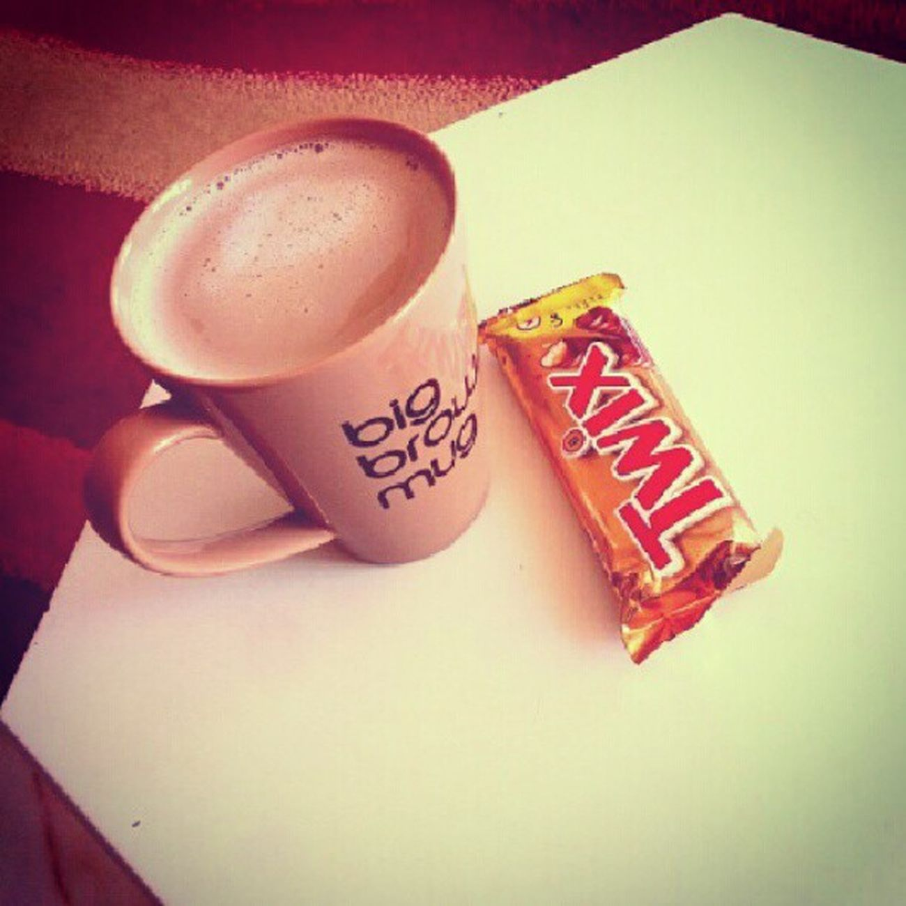 Good Morning...... :) Coffee Twix !!