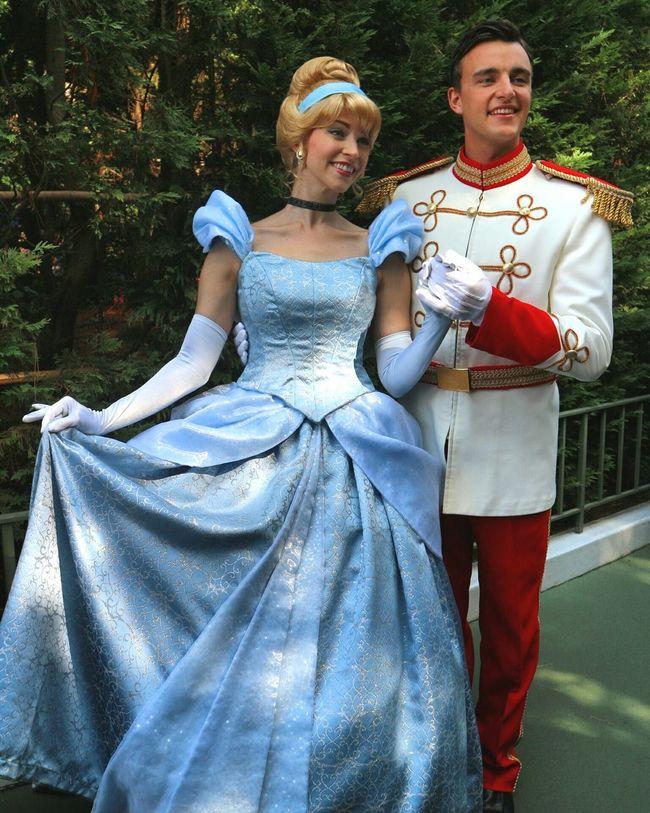 Cinderella Prince Charming He's really charming..😊 Tokyo Disney Land