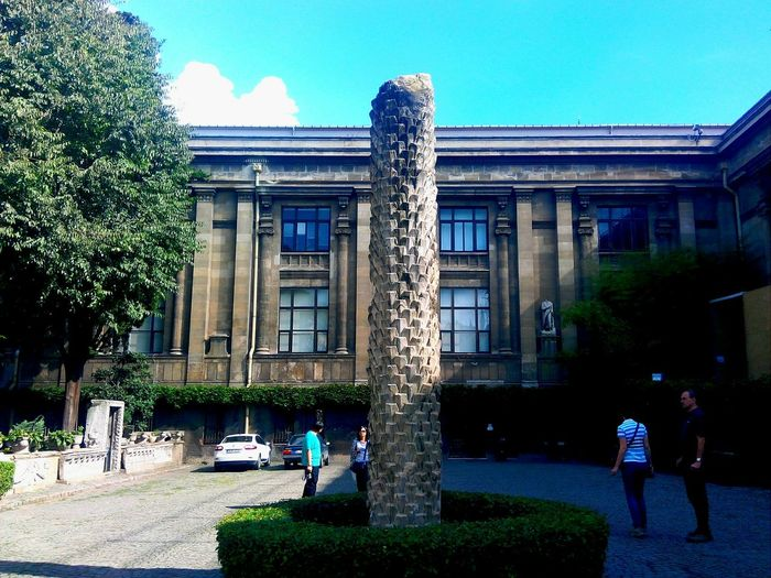 Köşk önünden Anıt ArkeolojiMüzesi Taking Photos Historical Monuments Monument Garden Architecture Shadow