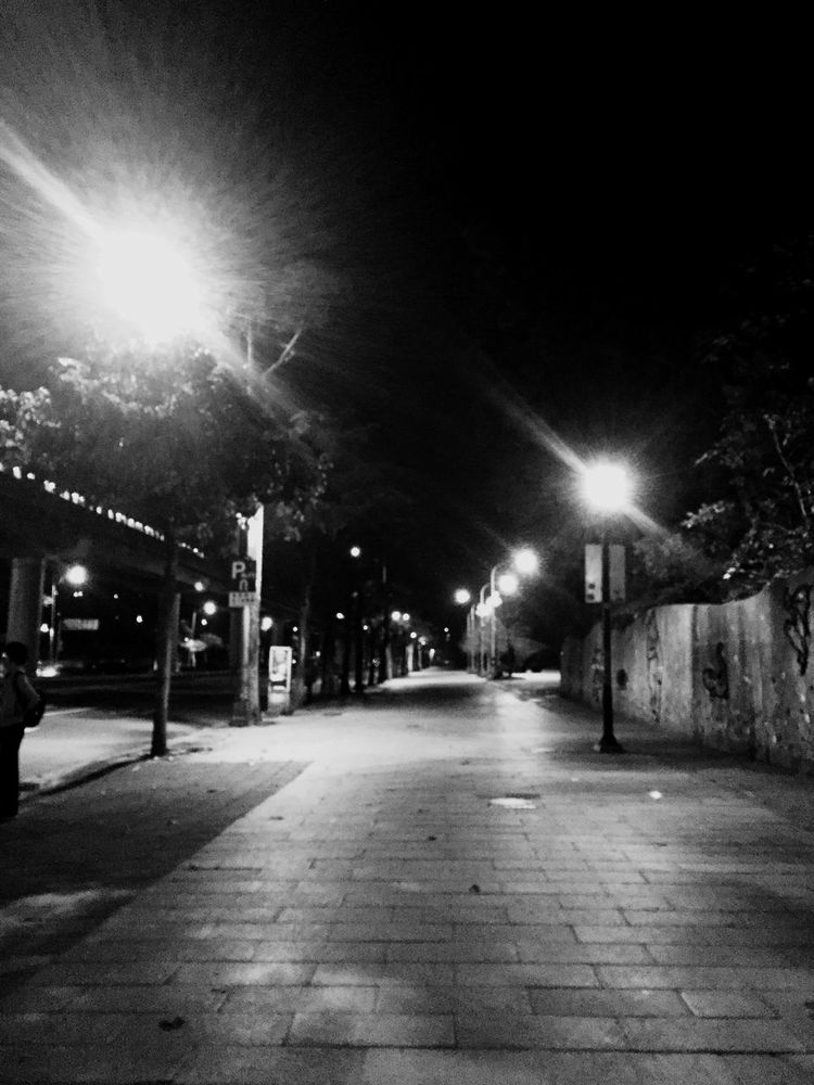 Mrt TAIPEI ZOO STATION Midnight On the way Home.