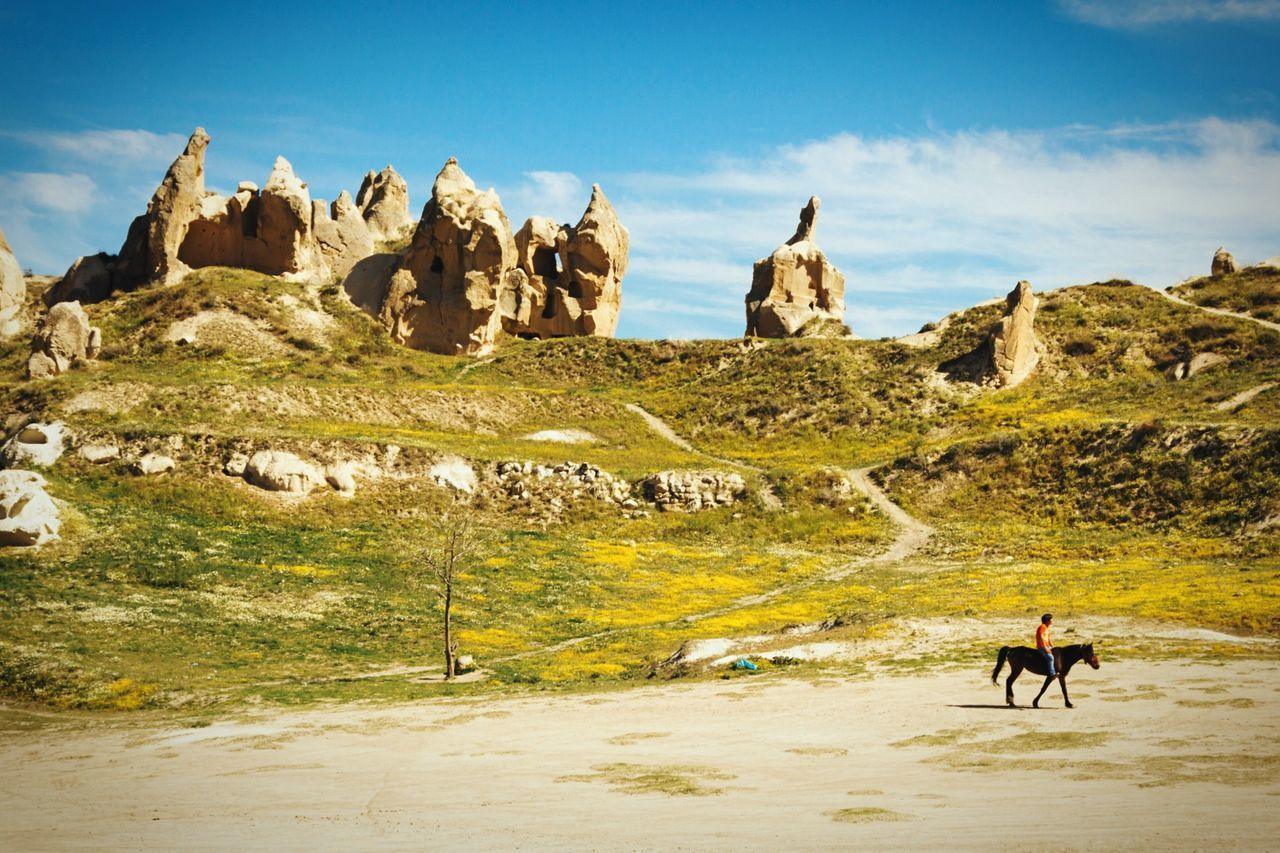 Beautiful stock photos of turkey, Animal Themes, Beauty In Nature, Cappadocia, Cloud - Sky