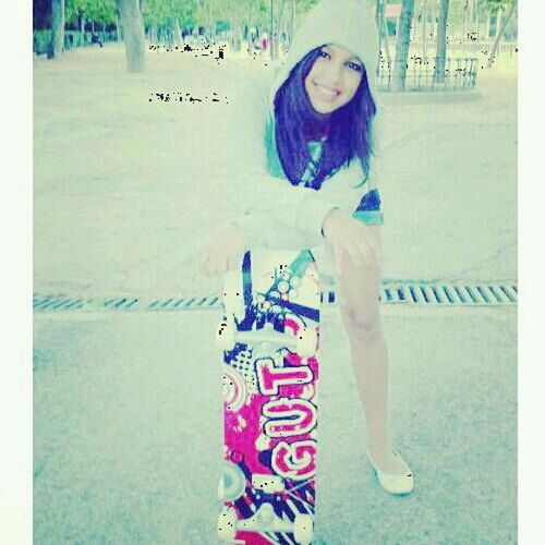 That's Me Cute Me Skater