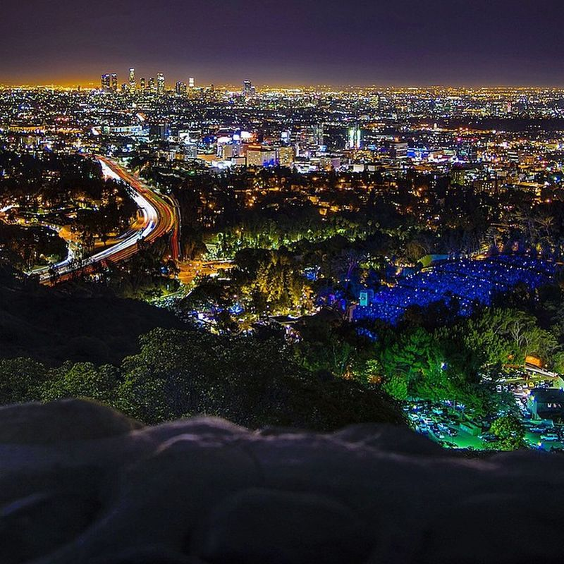 At some point in your life, someone will take the very last photo of you. Cities At Night Los Angeles, California Los Angeles Life DiscoverLA Long Exposures Losangeles_la TurnUpTheBrightness Long Exposure