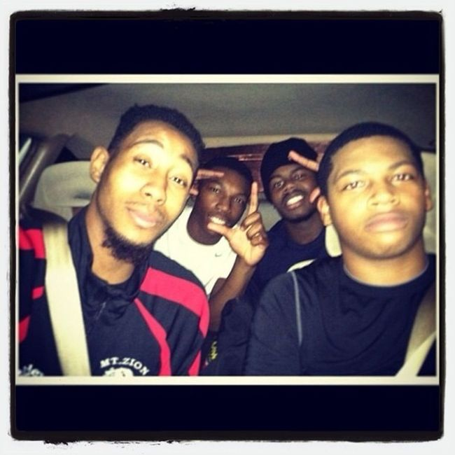Coolin With My Bro's