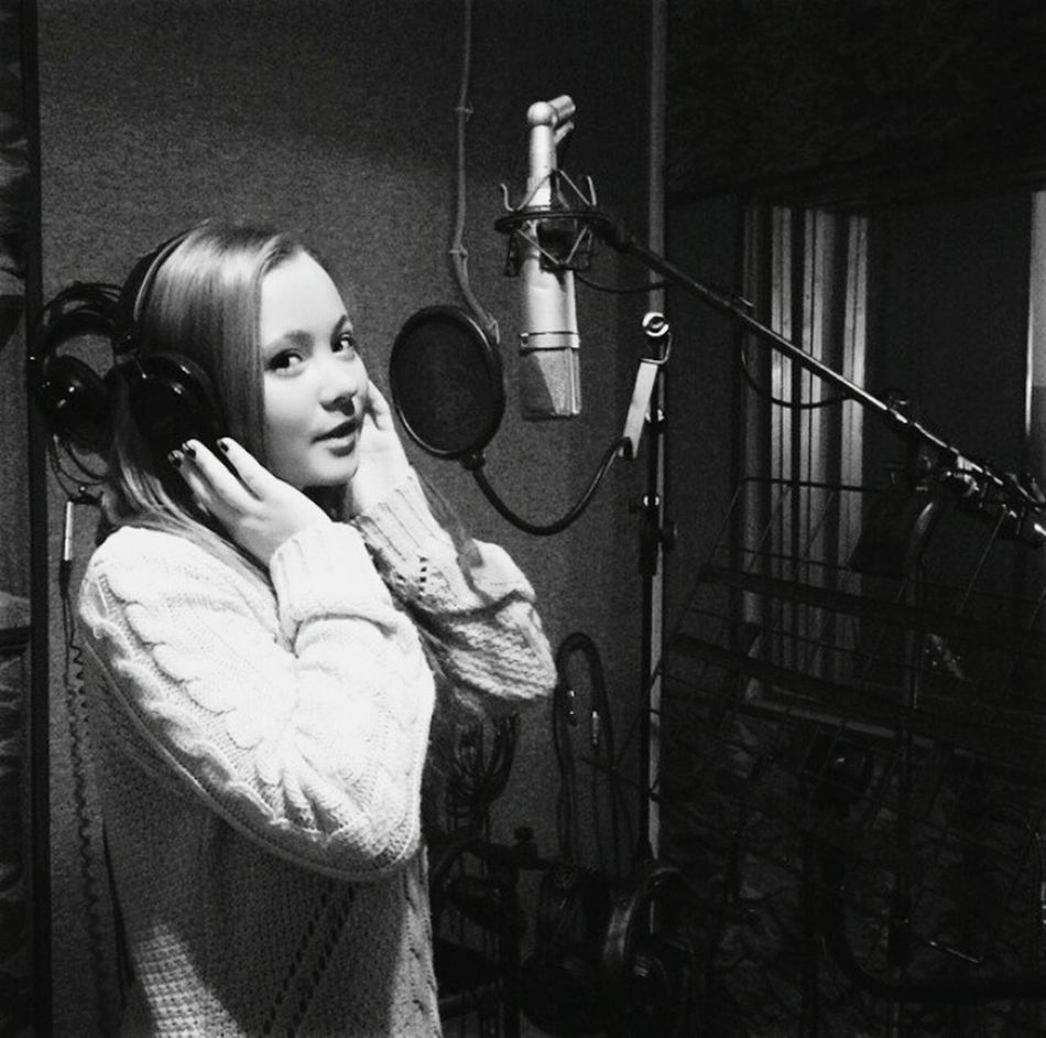 Musik Song Bw Photography Audio Studio Hello World