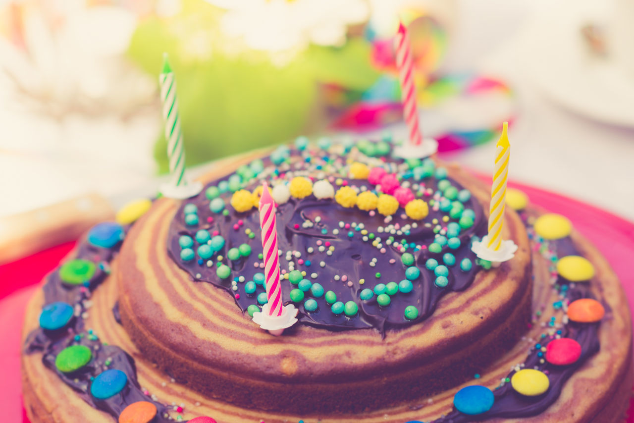 Beautiful stock photos of birthday cakes, Birthday, Birthday Cake, Candle, Celebration