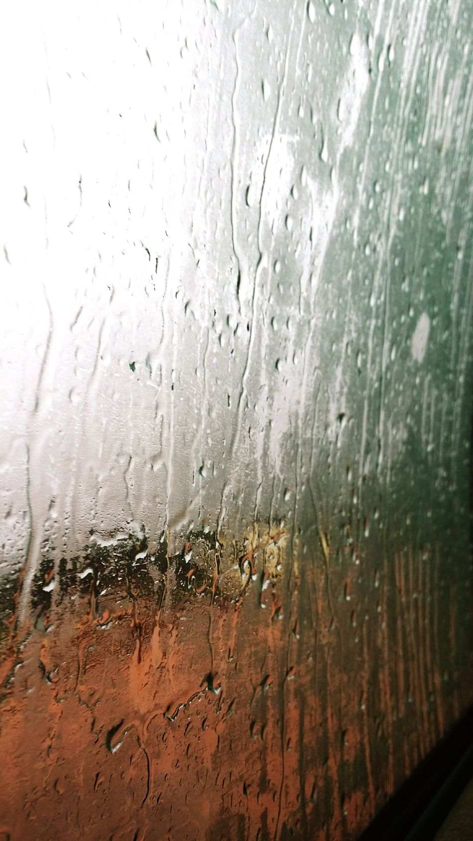 Abstraite Contemporaine Abstraction Decor Photographie Affiche Abstraction Art Rain Window RainyDay Shower Abstract Rare Beauty Africa