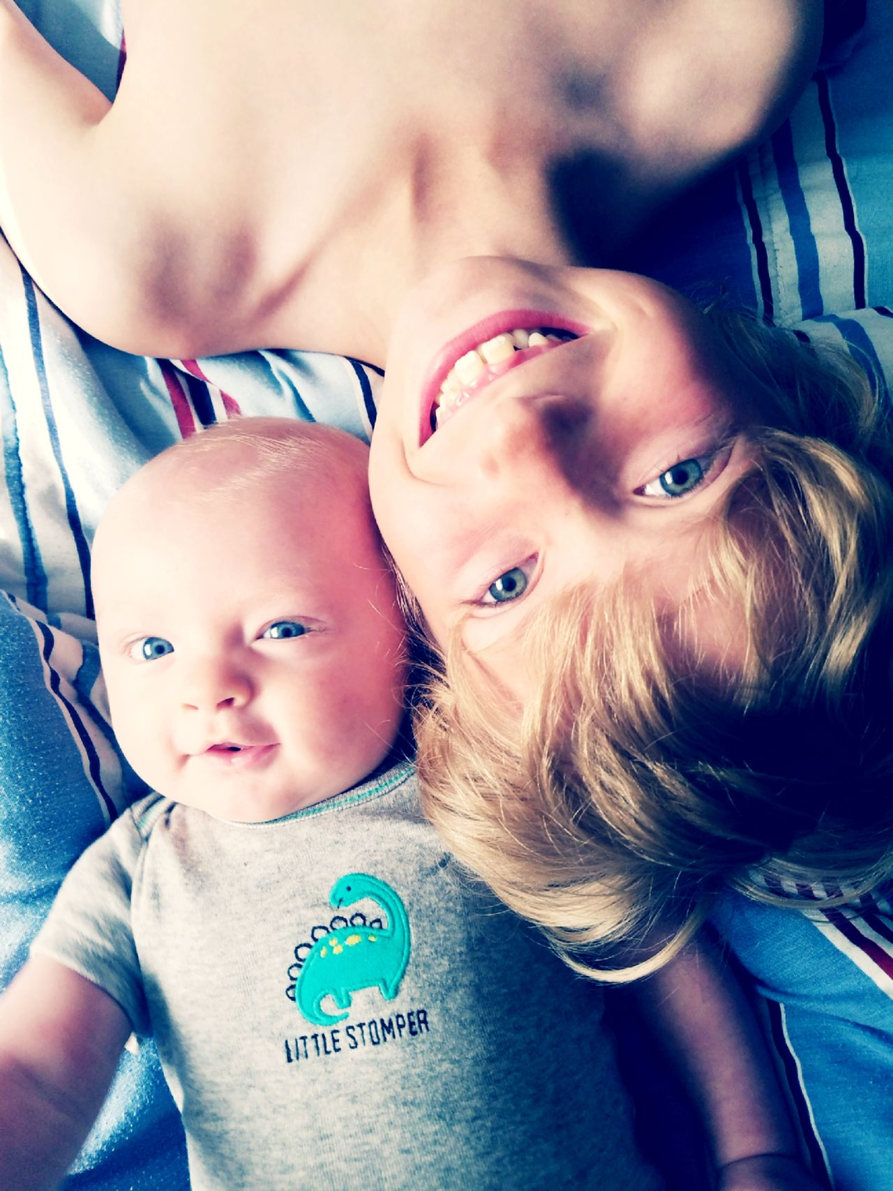 Big J and little J. Cousins. Looking At Camera Two People Childhood Child Portrait Togetherness People Love Headshot Bonding Android Family Lying Down Cute Innocence Boys Cousins
