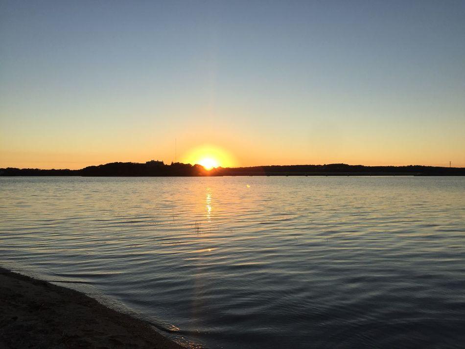 Beach Sunset Nature
