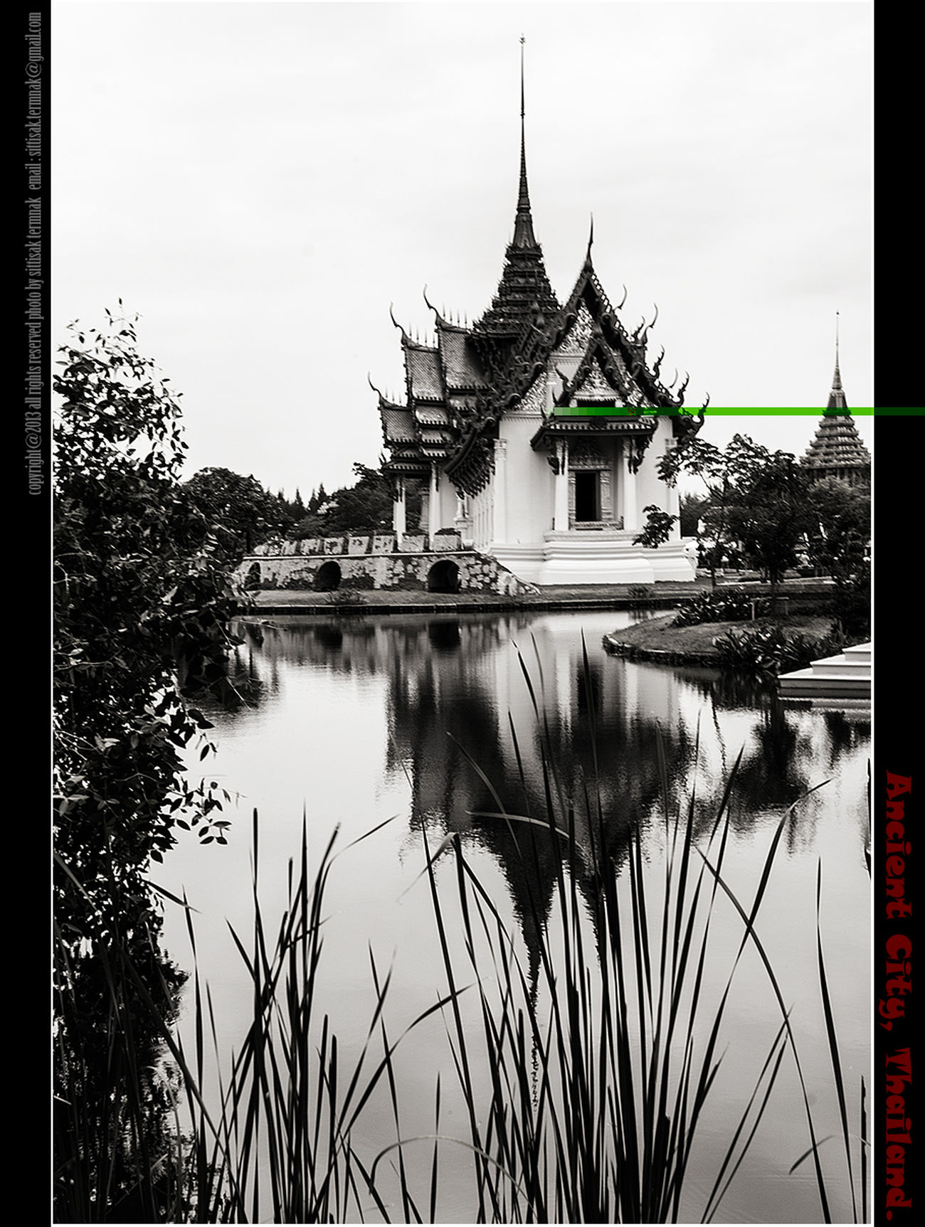 Ancient City, Thailand. Thailand_allshots Travel , Oldtown Landscape_Collection