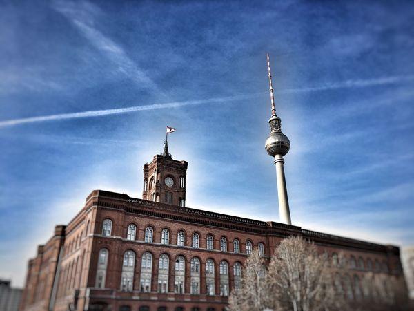 Berlin Building Exterior Architecture Built Structure Tower Berlin Photography Berliner Ansichten