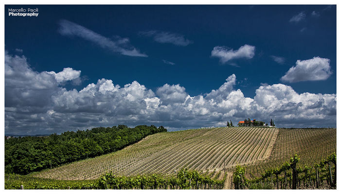 Tuscany by Marcello