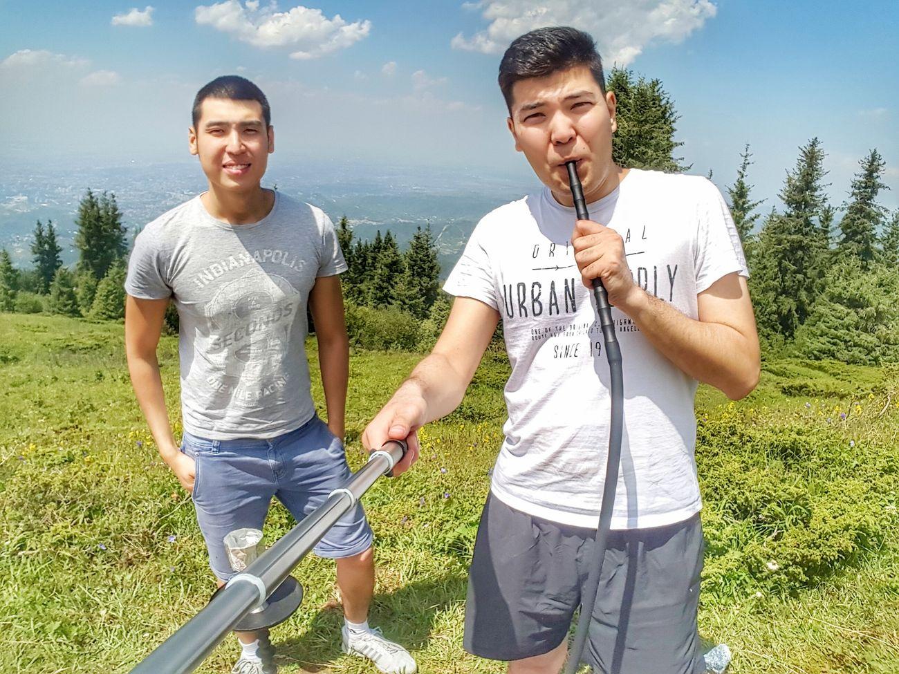 Hookah Mountains Trip Kok Zhaylau