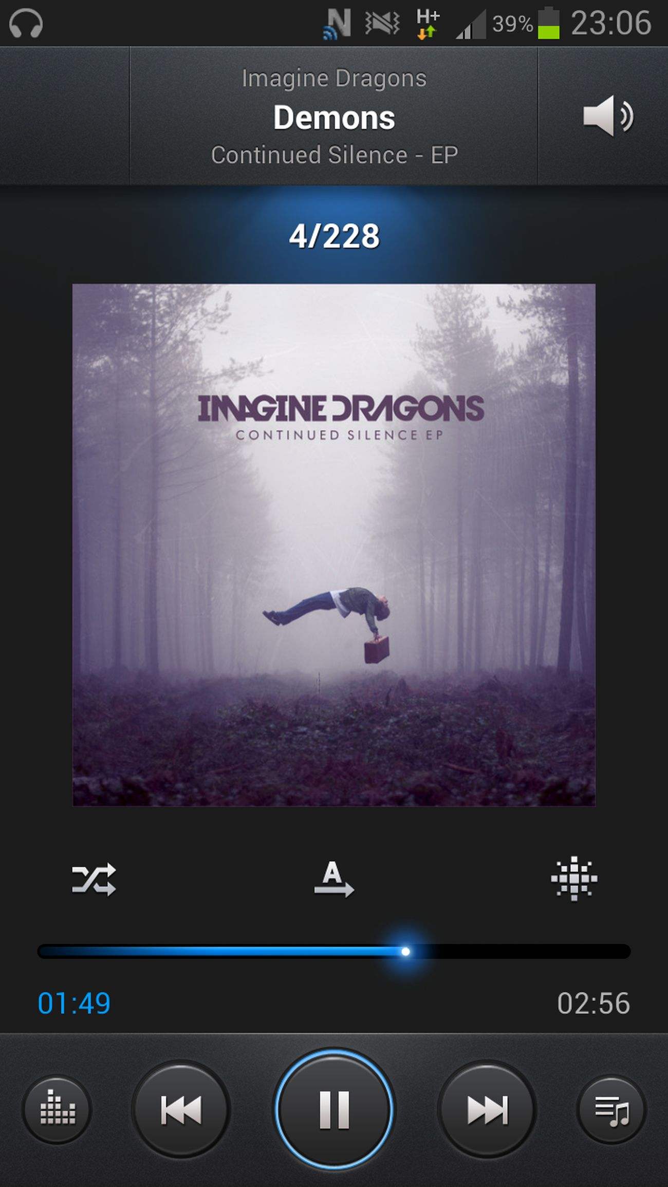 Favourite Song I Love This Song! Imagine Dragons Goodnight✌ ♥