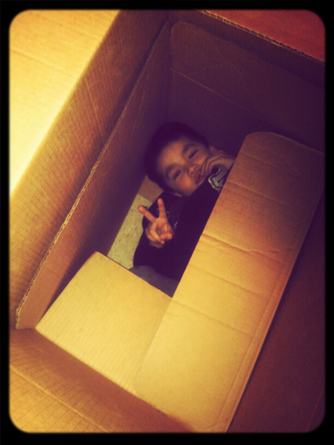 My Little Brother In A Box^_^