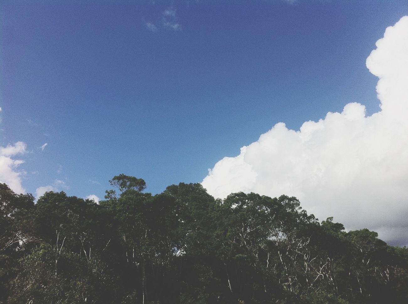 Clouds And Sky Ubatuba-Brasil