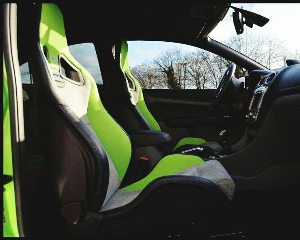 First Eyeem Photo Self Portrait Sport Cars Green Green Green!  Mycar<3 Ford Focus 305hp