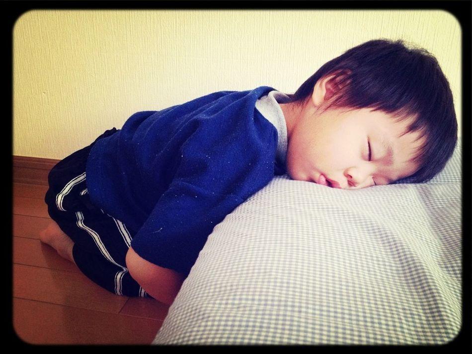 Sleeping Too Much Wasabi
