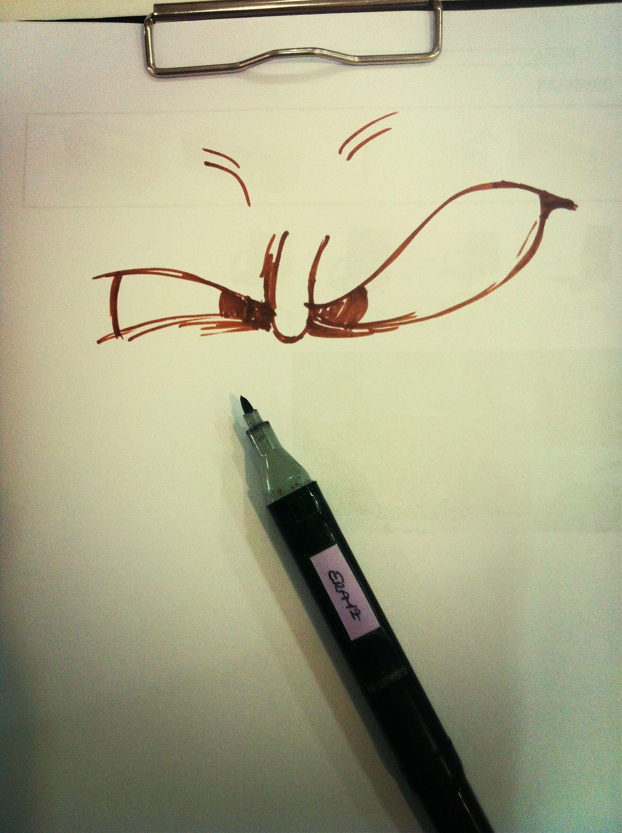 Drawing Angry Eyes Eye