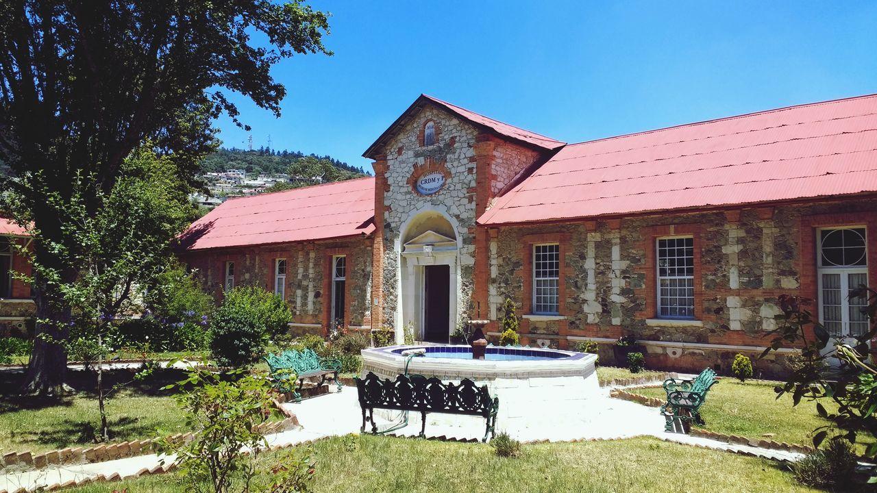 Real Del Monte Hospital Minería Sky Nature Old Buildings Mina Love U ❤ 🏡🏕⛰☀️🌡🍎🍏Hospital Minero