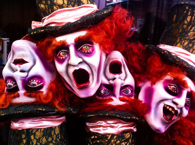 Art And Craft Basler Fasnacht Colors Of Carnival Costume Creativity Cultures Customs Faces Faces Of Carnival Fairing Fasnacht Front View Hat Incognito Laughing Mask Piled Red Hair Religion Screaming Shrovetide Tradition Traditional The Magic Mission