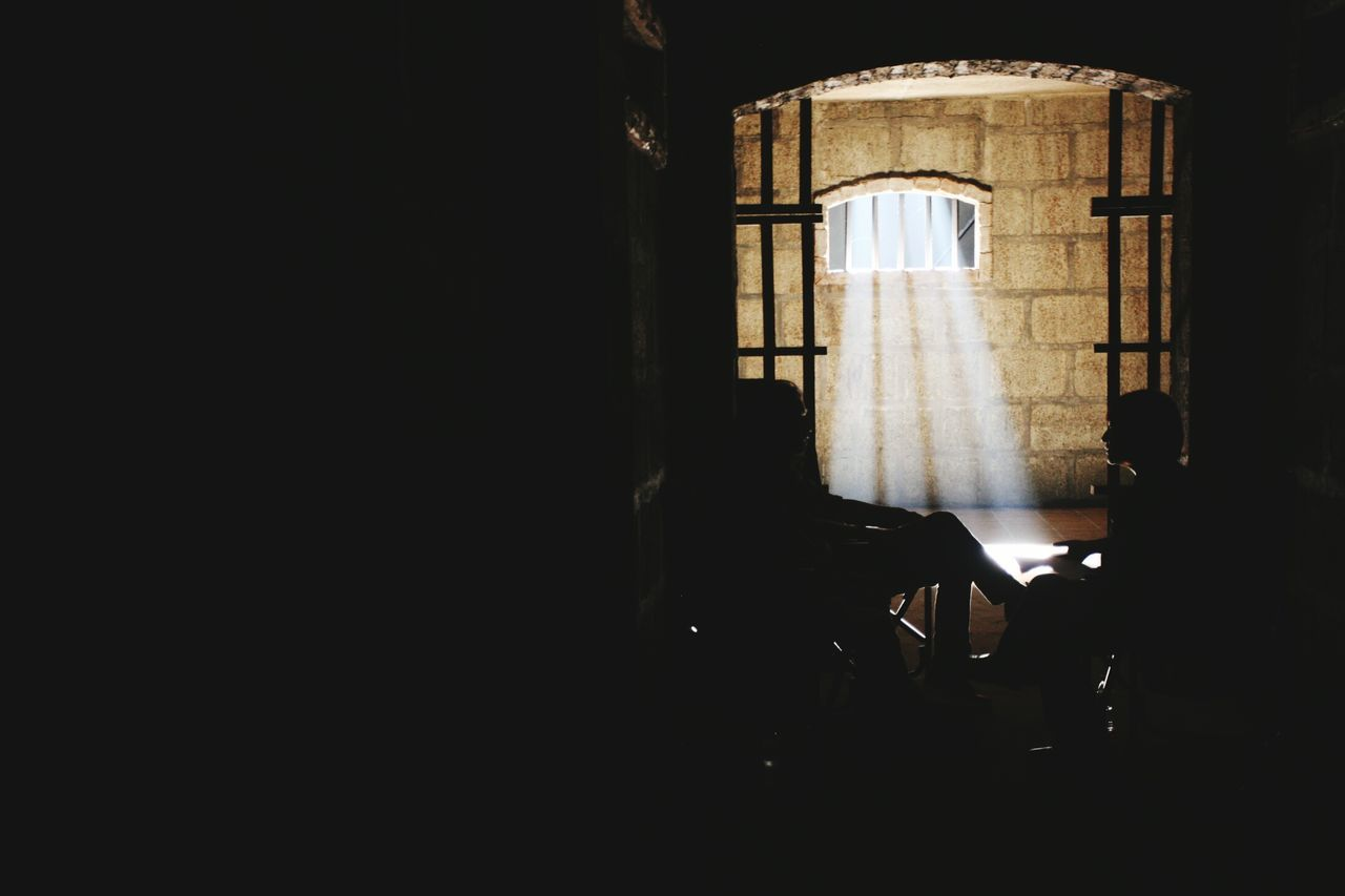 Conversations Movie Set Fake Light Artificial Dungeon Pivotal Ideas