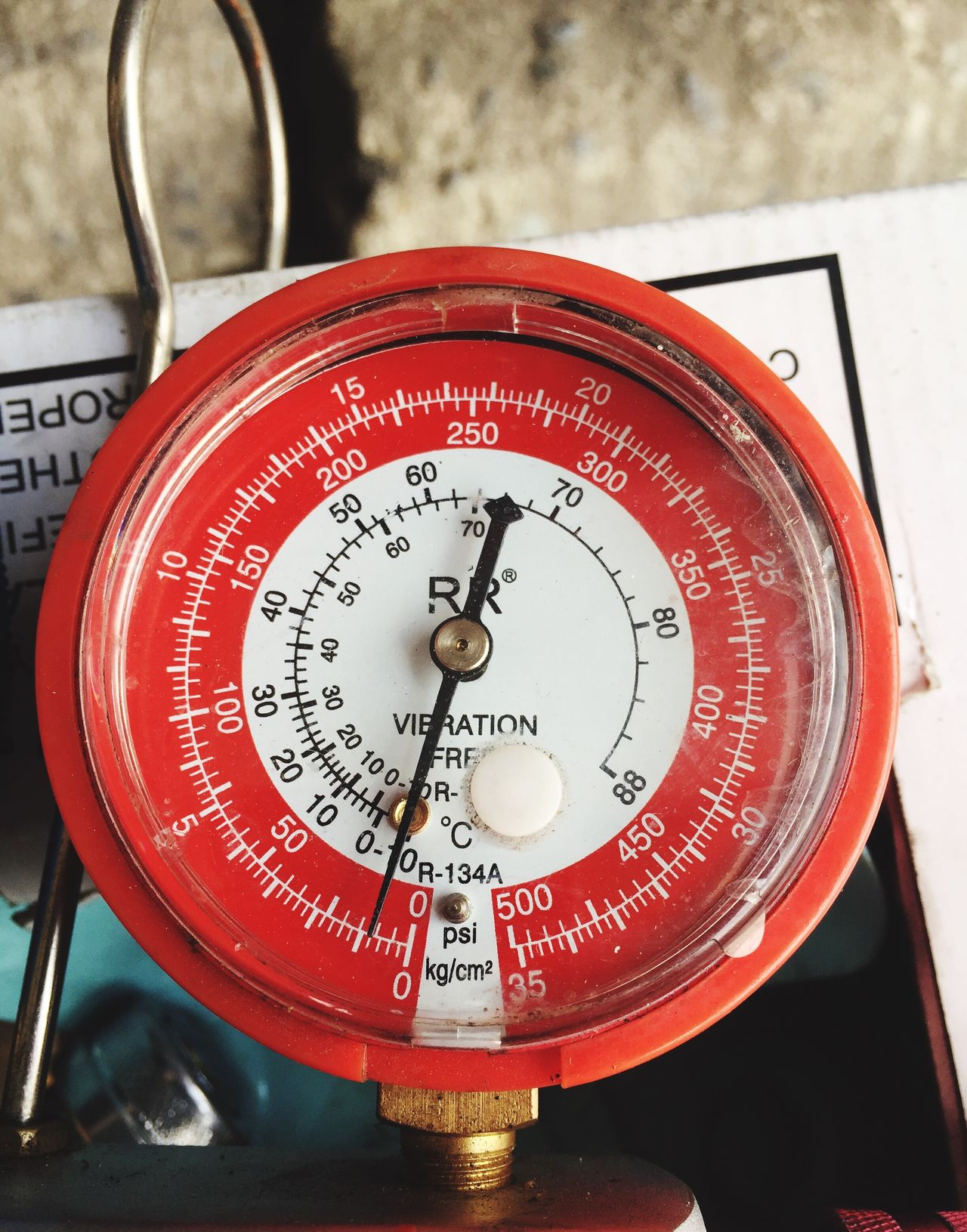 Red No People Outdoors Gauge Close-up Day Meter Meter - Instrument Of Measurement Measurement Metre Scales Scale  Scale Model Red Object Red Meter Numbers KPI Kpi Look Performance Vibrational Energy Vibration Sense