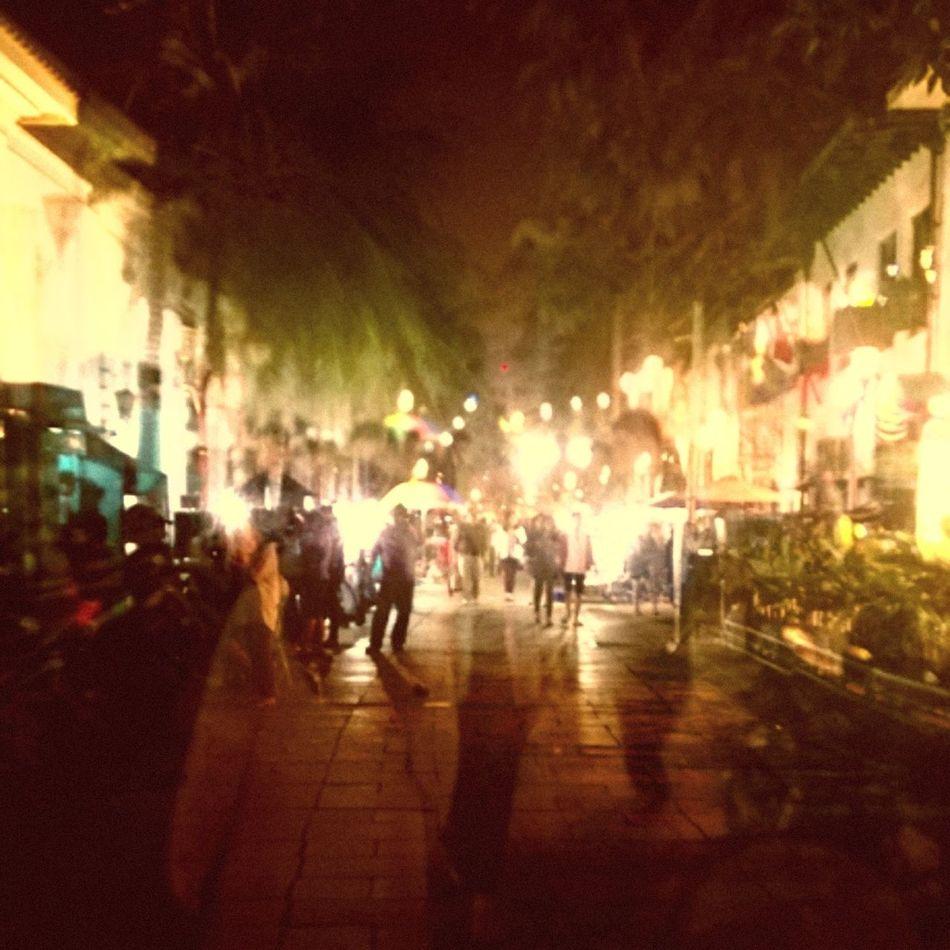 Overlay Tweaking Taking Photos Lowlight Night Shot Museum Fatahila Kota Tua