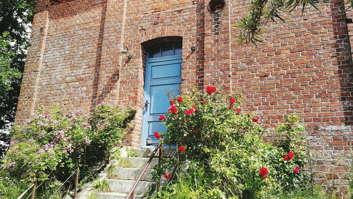 No People Building Exterior Ivy Architecture Plant Built Structure Growth Day Outdoors Flower Nature Roses Rose - Flower Doors Travel Destinations Photooftheday Dailylifephotos Photographing