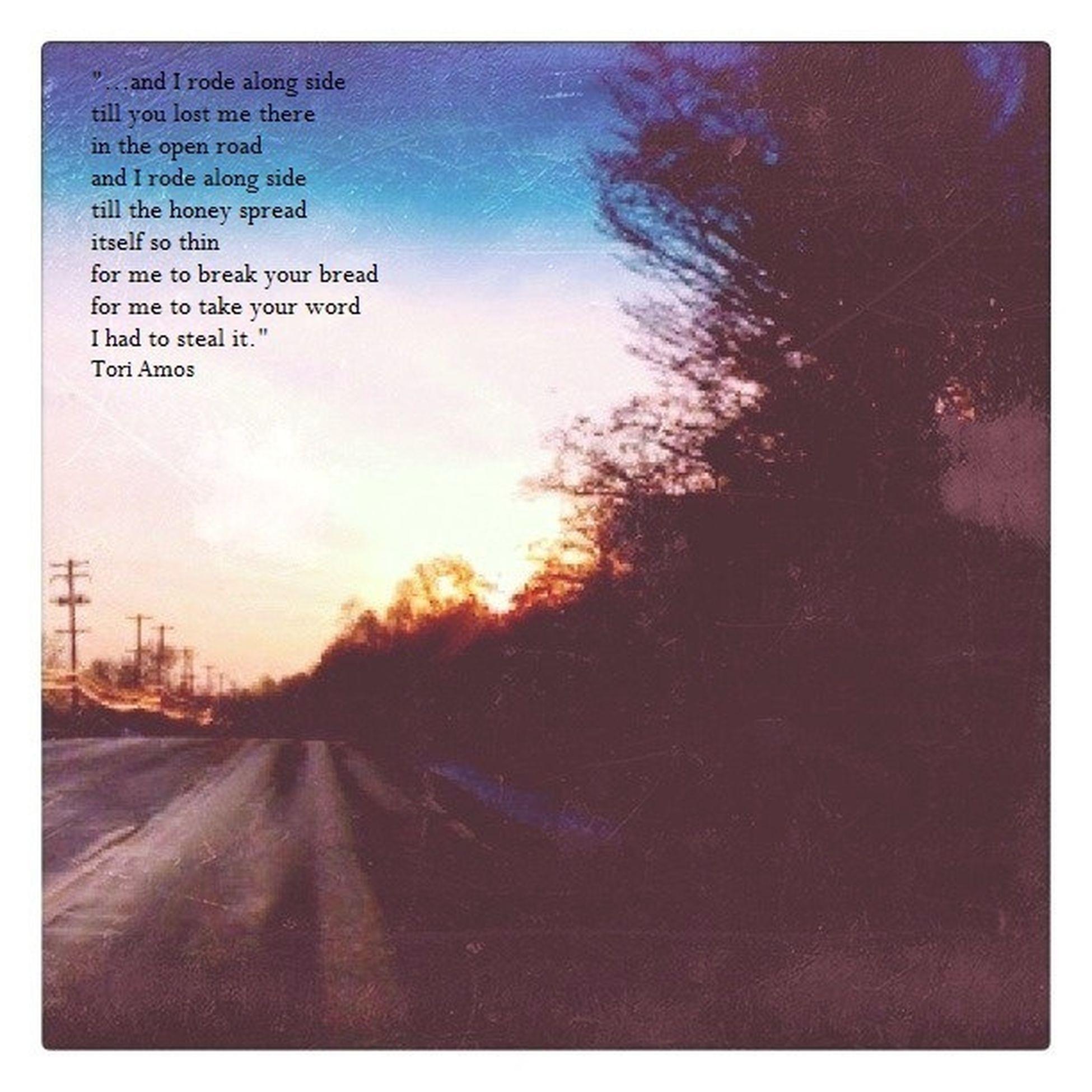 a sorta fairytale... Blueismysoul Quotes Darknessontheedgeoftown Sunset