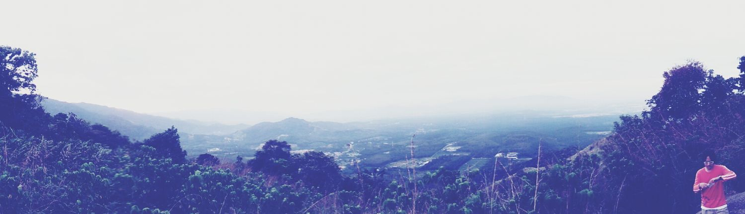 Steph Filter Panorama Broga view from my eyes!:')