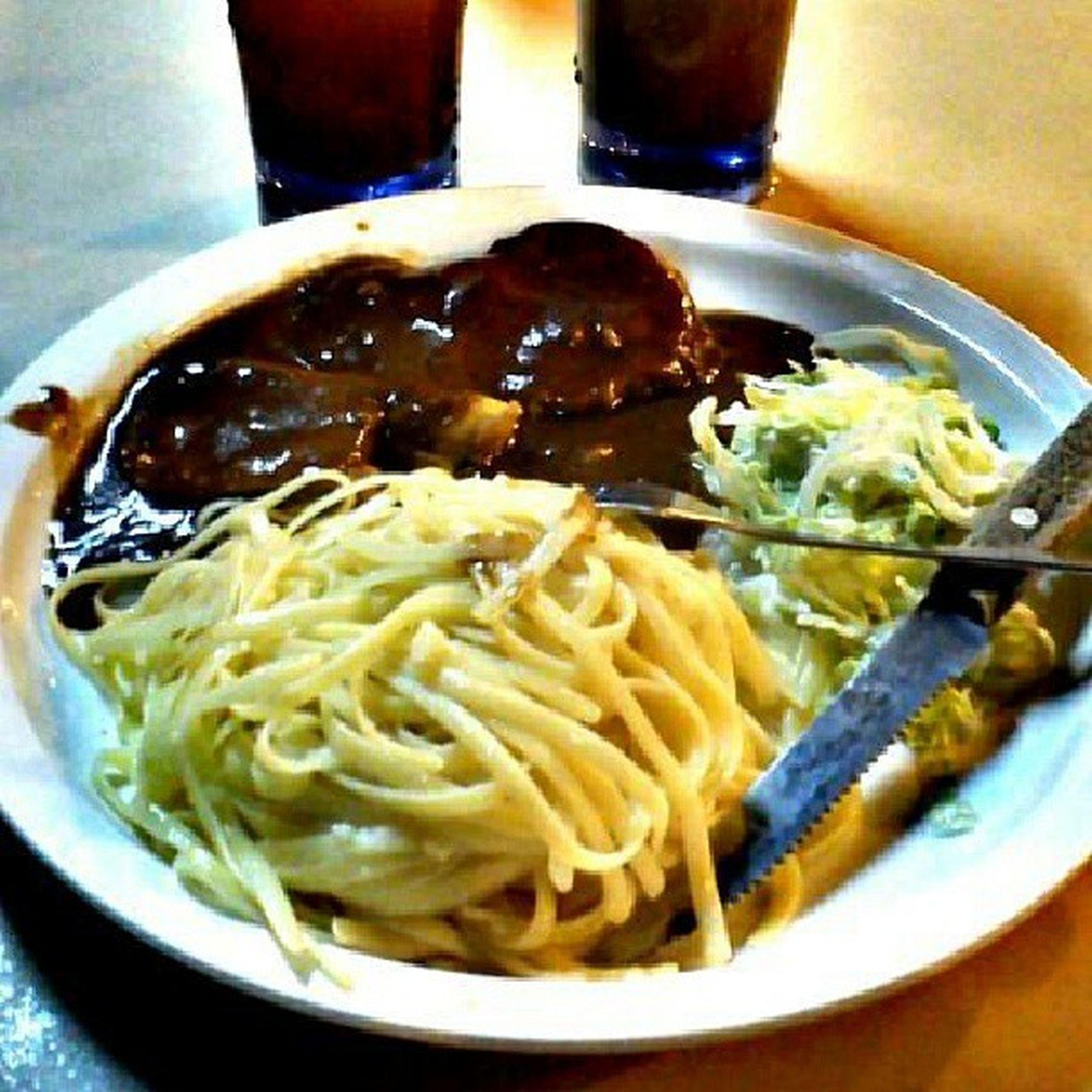 Dinner Pasta Steak TheGrato