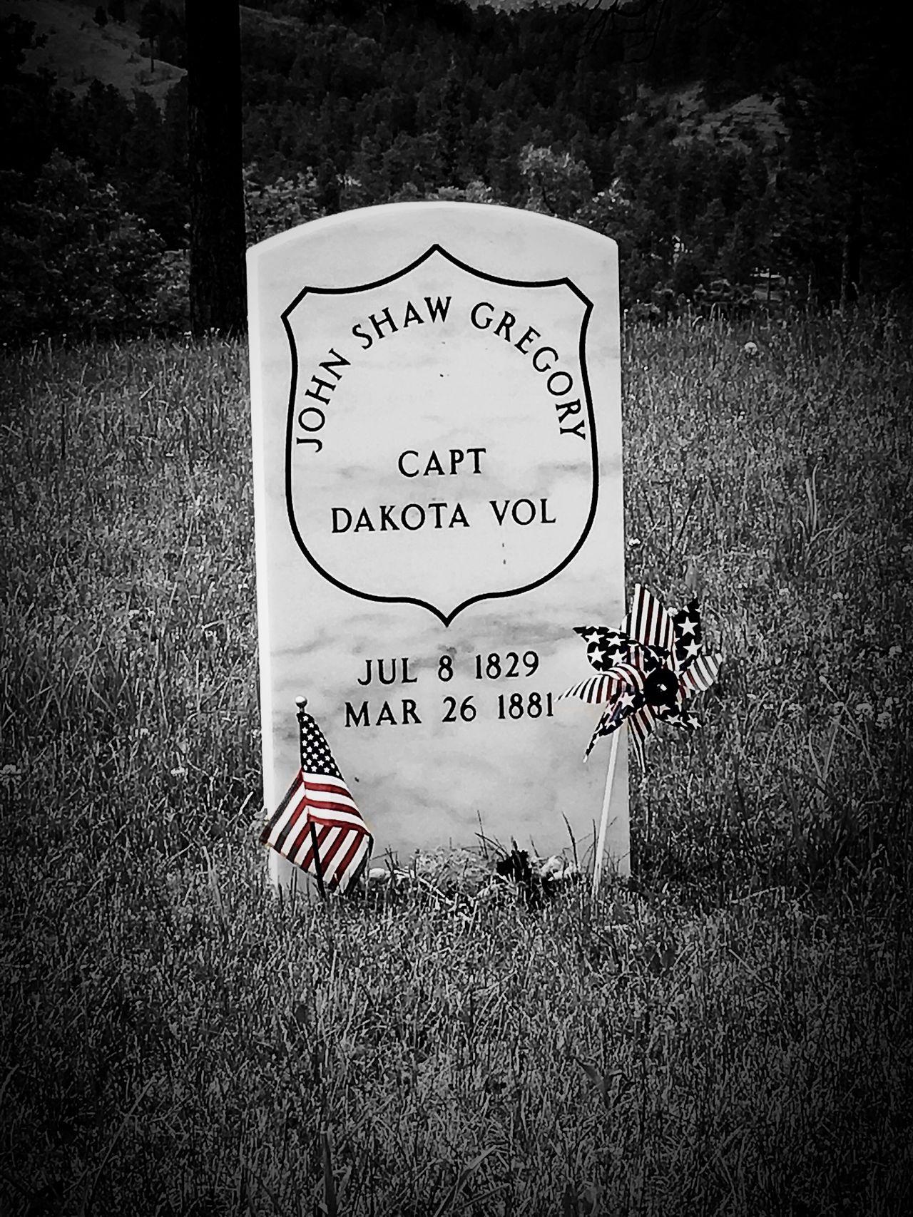 Deadwood  South Dakota Cemetery