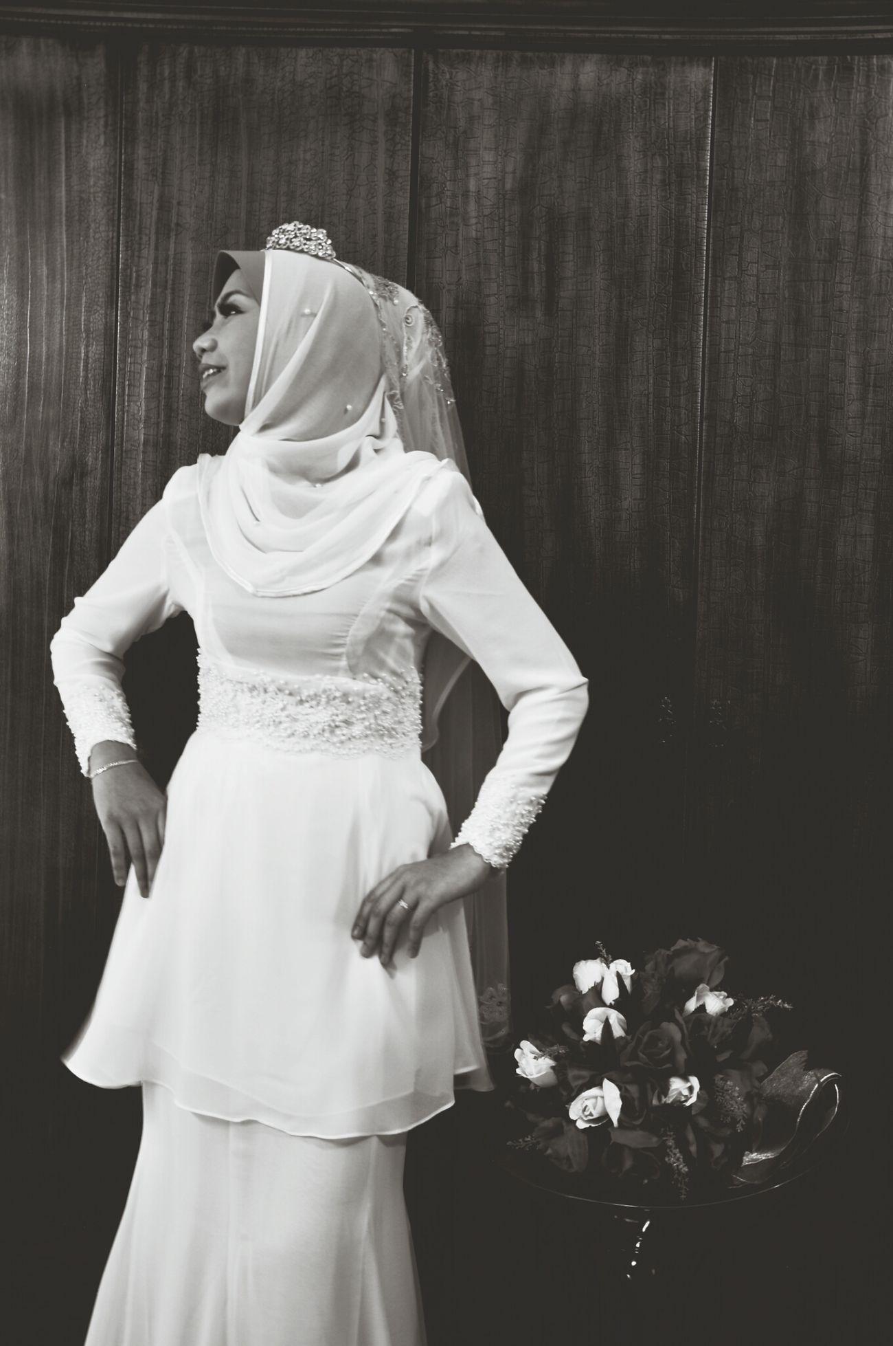 Johor Bahru Blackandwhite Engagement Engaged