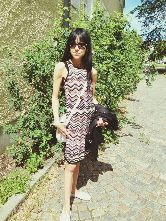 Street Fashion Missoni Ysl Versace It's Summer And Sun ;) XXx