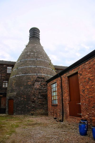 Middleport Pottery Abandoned Architecture Building Exterior Built Structure Day Grass Middleport Pottery No People Outdoors Sky