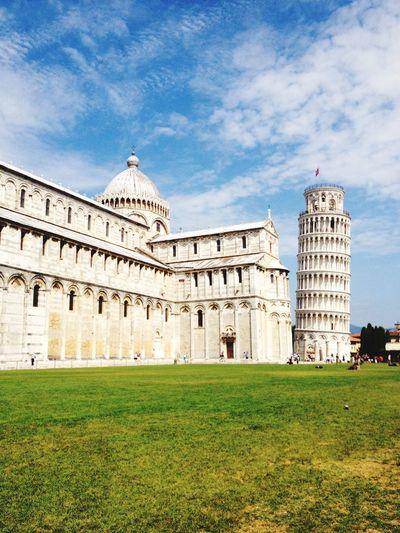 Pisa Pisa Tower Tour De Pise Italia Italie First Eyeem Photo