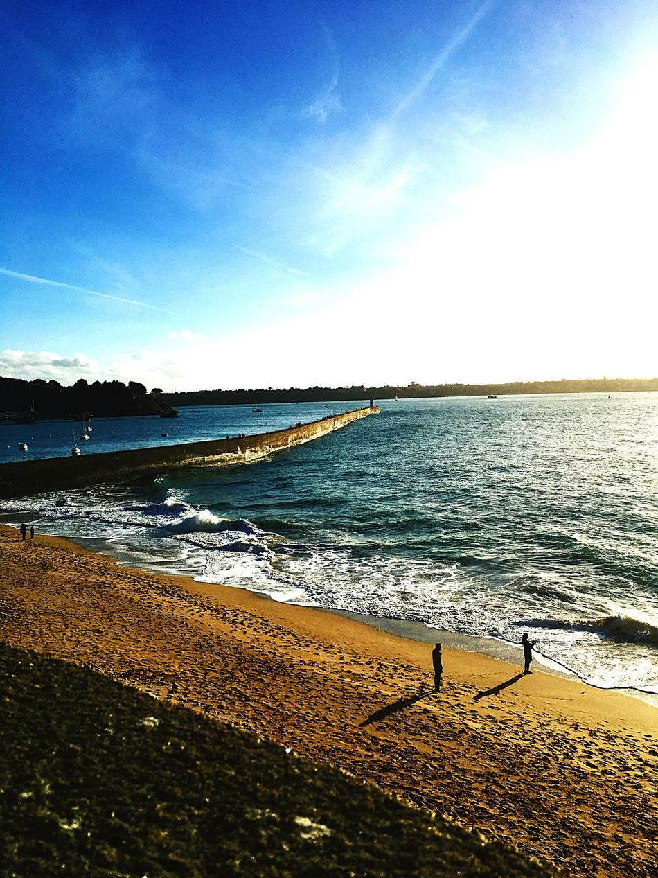 The beauty of the sea Sea Beach Ramparts