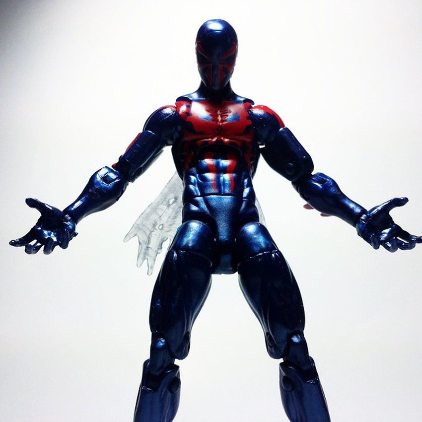 Marvel Marvellegends Marvelcomics Marvelnation MarvelFan Toyfan Actionfigure Toys Toyphotography Toypizza Toysarehellasick Toycollector Toycommunity Toycollection Spiderman Spiderverse Miguelohara Spiderman2099