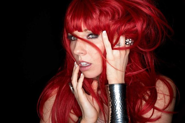 Wind in my wig hurr. Red Hair Eyes Acsessories Photoshoot Smokyeyes Hi! Fashion Bangs That's Me Lashes Let Your Hair Down Windinmyhair photo by