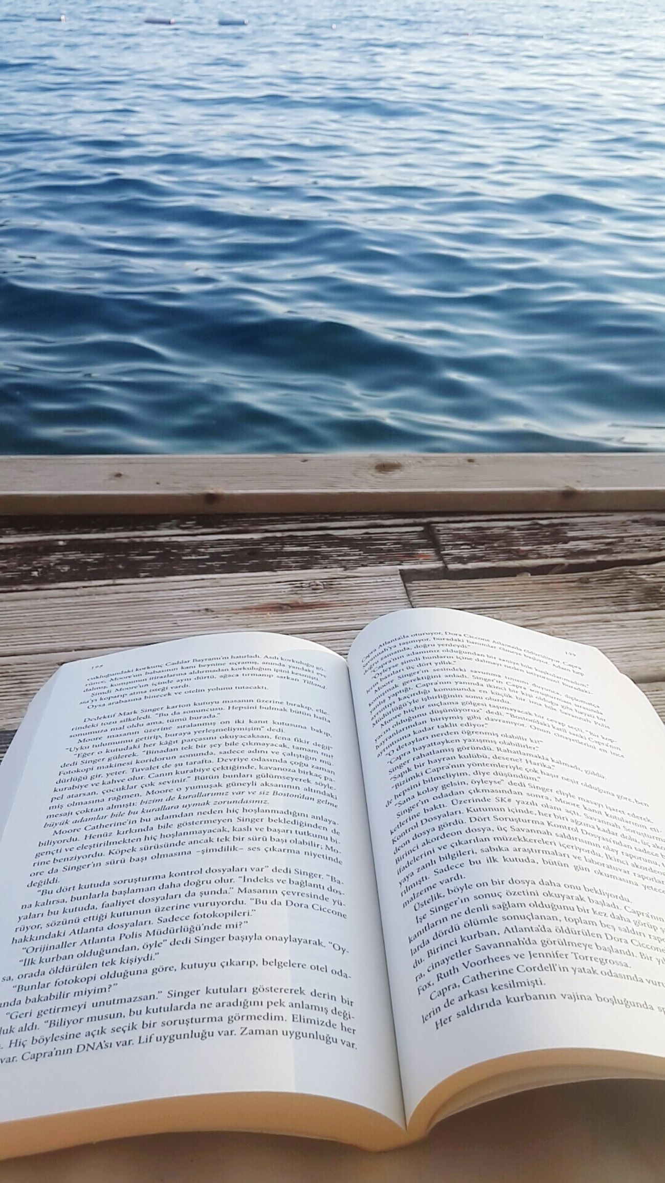 Sea Journey Beauty In Nature Tranquility Rippled Page Books ♥ Book Peace And Quiet Peaceful EyeEm
