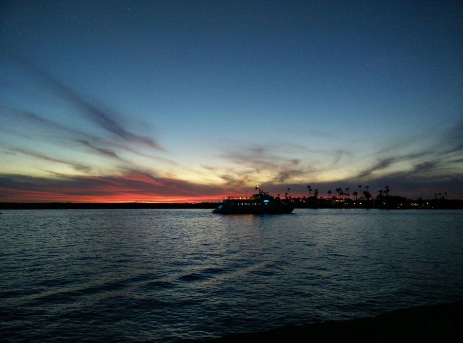 Sunset CDM Bonfire Fresh Air Beach