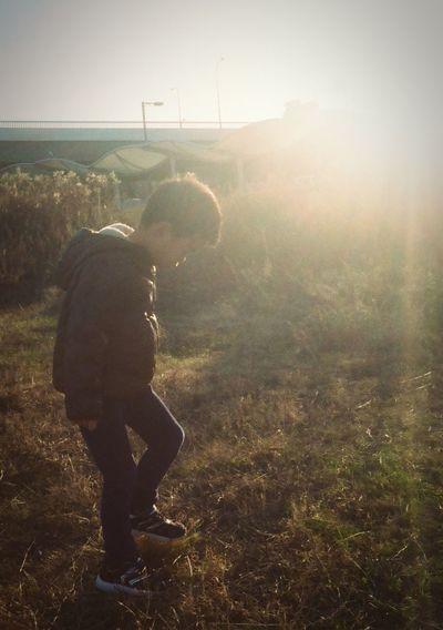 Day Beauty In Nature Child Kids 35mm Film Filmphotography Halfcamera Olympus OlympusPenEE3 こども Flare